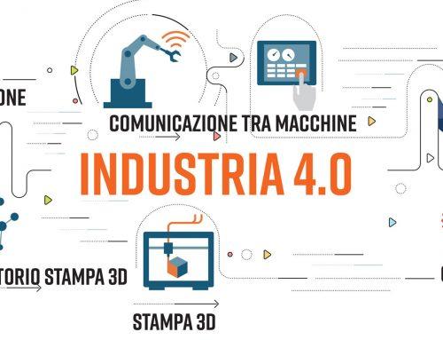 Industria 4.0 non significa cambiare solo macchinari