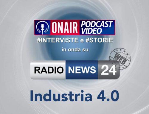 Parliamo di industria 4.0 su Radio News 24